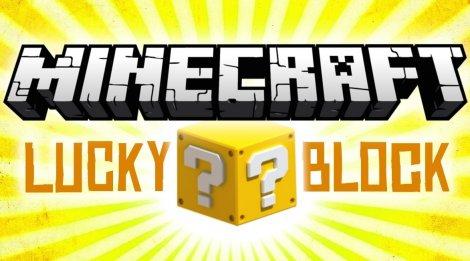 Мод на лаки блоки - Lucky Block 1.14.3, 1.14.2, 1.12.2, 1.11.2, 1.8.9, 1.7.10