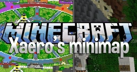 Xaero's Minimap (мини-карта) 1.15.0, 1.14.2, 1.12.2, 1.7.10