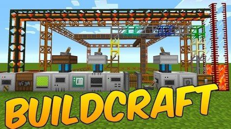 BuildCraft 1.11.2, 1.8.9, 1.7.10
