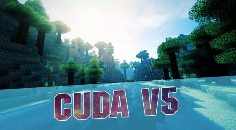 CUDA Shaders 1.14.3, 1.13.2, 1.12.2, 1.11.2, 1.8.9, 1.7.10