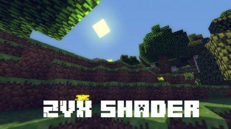 ZVX shader 1.11.2, 1.8.9, 1.7.10