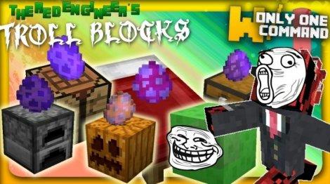 Troll Blocks 1.13, 1.12.2, 1.11.2