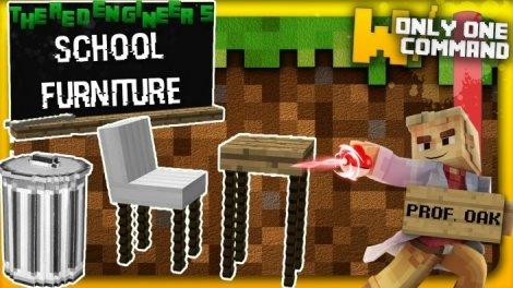 School furniture 1.11.2, 1.8.9, 1.7.10