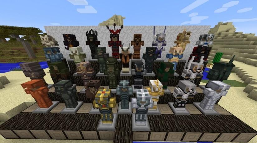 Мод на властелина колец для Minecraft 1.16.5/1.15.2/1.14.4/1.12.2/1.7.10 (The Lord of the Rings)