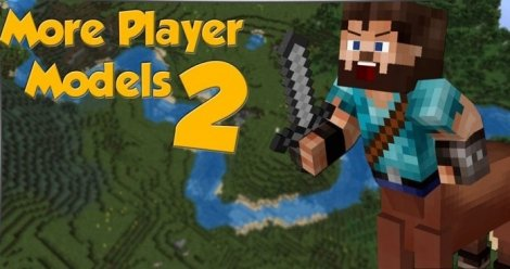 More Player Models 2 1.13, 1.12.2, 1.11.2, 1.8.9, 1.7.10
