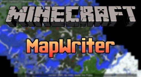 Mapwriter 2 1.12.2, 1.11.2, 1.8.9, 1.7.10