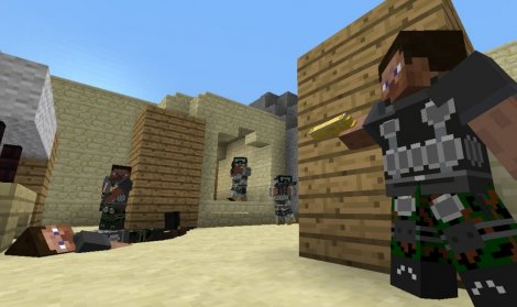 Modern Weapons Pack 1.12.2, 1.8.9, 1.7.10
