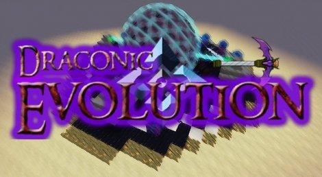 Draconic Evolution 1.12.2, 1.11.2, 1.7.10