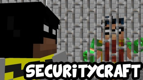 SecurityCraft 1.16.2, 1.15.2, 1.12.2