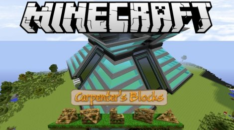 Carpenter's Blocks 1.10.2, 1.7.10