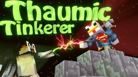 Thaumic Tinkerer 1.8.9, 1.7.10