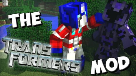 Мод на трансформеров - Transformers 1.7.10
