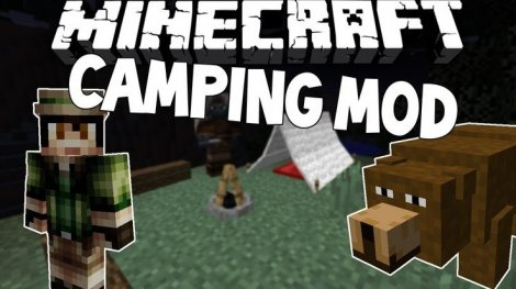The Camping 1.12.2, 1.11.2, 1.8.9, 1.7.10