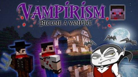 Vampirism 1.12.2, 1.11.2, 1.7.10