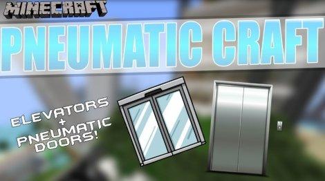 PneumaticCraft 1.8.9, 1.7.10