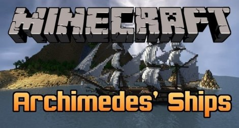 Archimedes Ships 1.8.9, 1.7.10