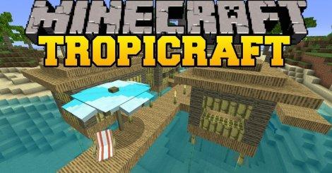 Tropicraft 1.10.2, 1.7.10
