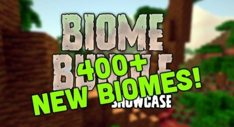 Biome Bundle 1.12.2, 1.11.2, 1.7.10