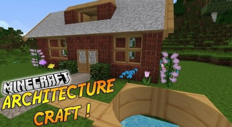 ArchitectureCraft 1.12.2, 1.8.9, 1.7.10