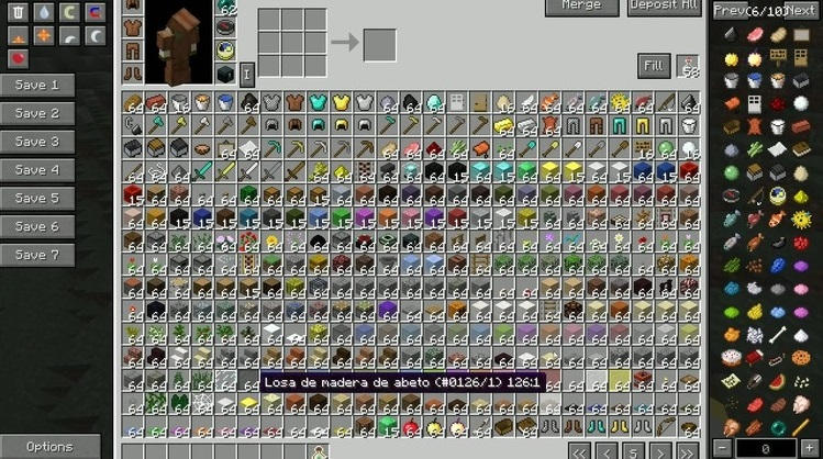 Skachat Mod Keep Inventory Na Majnkraft 1 7 10 Prakard