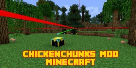 ChickenChunks 1.12.2, 1.11.2, 1.7.10